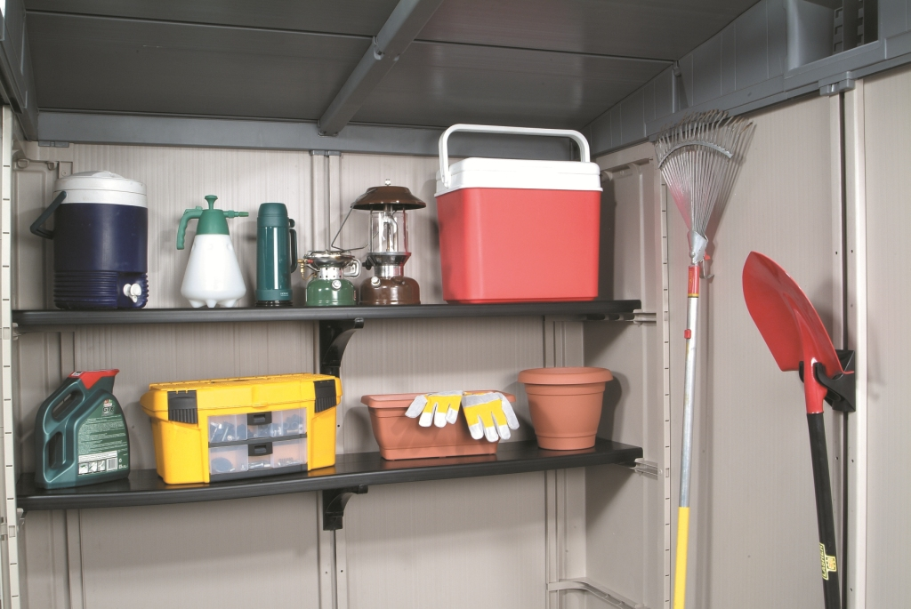 Keter shed accessory kit offer
